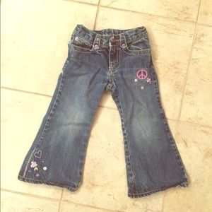 Gymboree 3T girl jeans